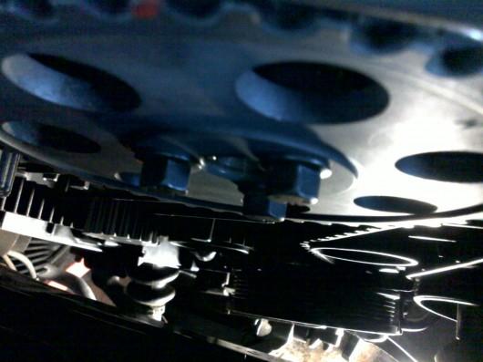 Zahnriemen Motor Volvo V70 T5