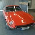 Nürburgring Nissan Showroom Datsun Z