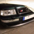 Audi S2 Front Carcover