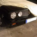 Volkswagen Golf I Cabrio Front Carcover