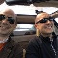 Mit Bud Spencer und James Dean, einem Dollar in der Tasche und keinem Haar auf dem Kopf…