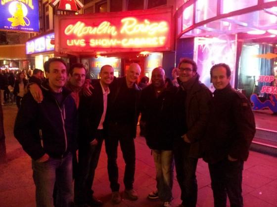 Fuelbrothers auf der Reeperbahn - Treffen 2012