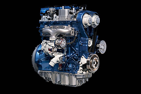Ford Fox Motor