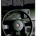 Cockpit Alfa