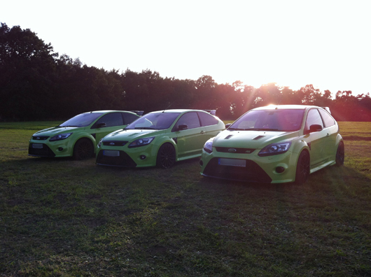 Ford Focus RS Gruppe