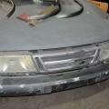 Saab 900 Blech Restaurierung Aero front
