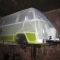 VW T2: Restaurierung Teil II