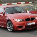 BMW 1M Coupe – Visuelle Gedankenspiele