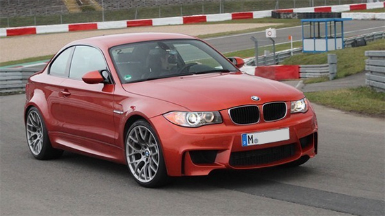 BMW 1M Coupe modifiziert modified