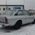 Spotted: Fiat 124 Sport Coupe