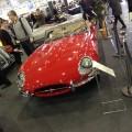 Jaguar E-Type rot red