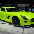 """etron, a la Benz"": Mercedes SLS Electric Drive"