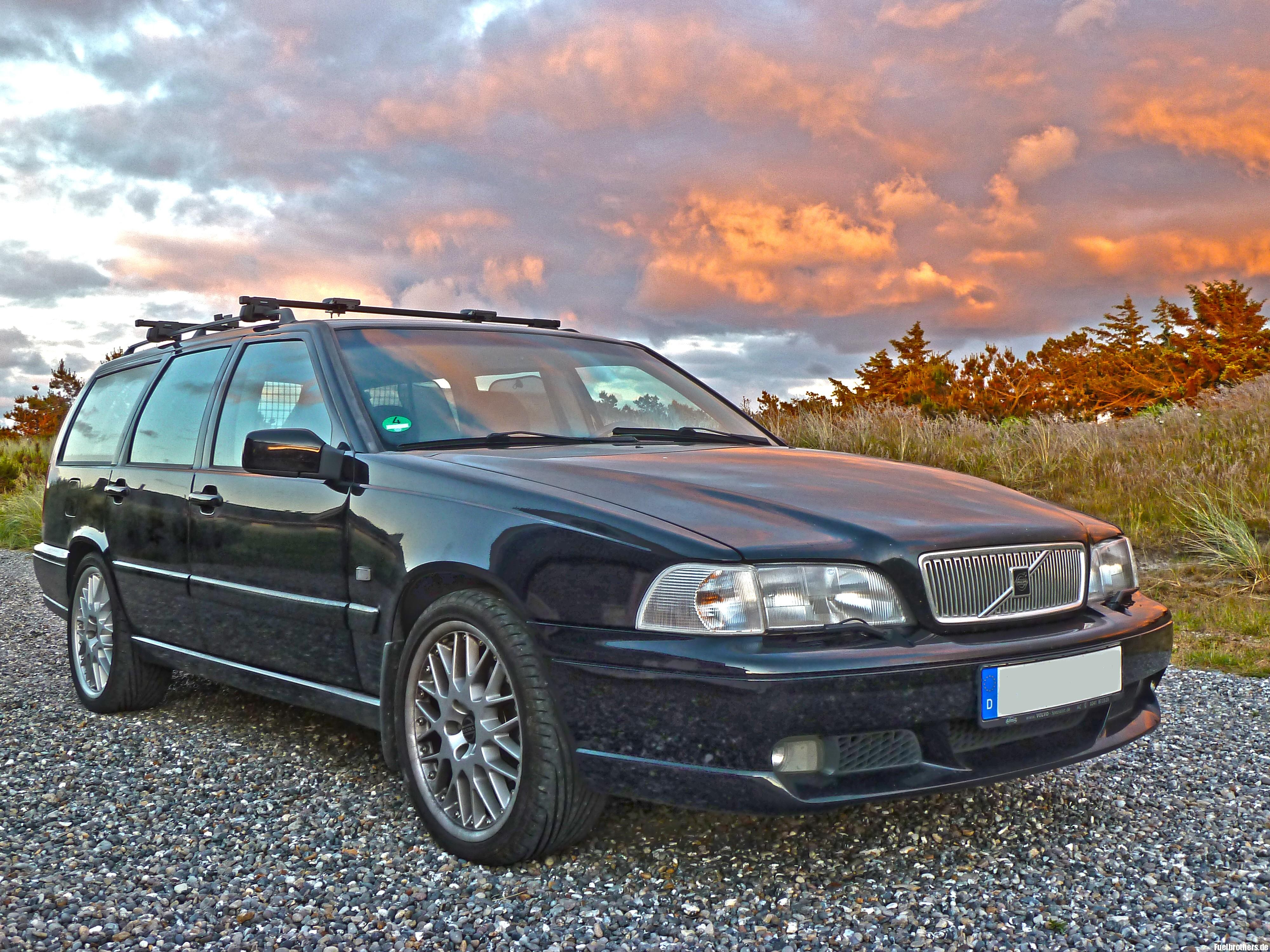 Volvo V70 T5 HDR