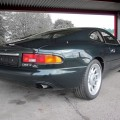 Aston-Martin-DB7 Heck Back