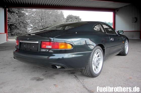 Aston-Martin-DB7 Heck Back