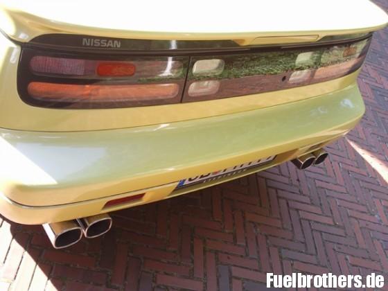 Nissan 300ZX Remus 1: Vorher