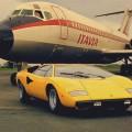 Lamborghini Countach & DC9