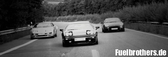 Aston Martin DB7 Nissan 300ZX Lotus Esprit S4