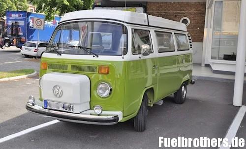 VW T2 Bully Restaurierung result Ergebnis