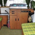 VW T2 Bully Restaurierung Interior
