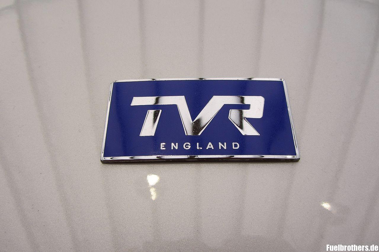 TVR bonett Logo