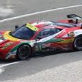 Ferrari 458 Le Mans 2014