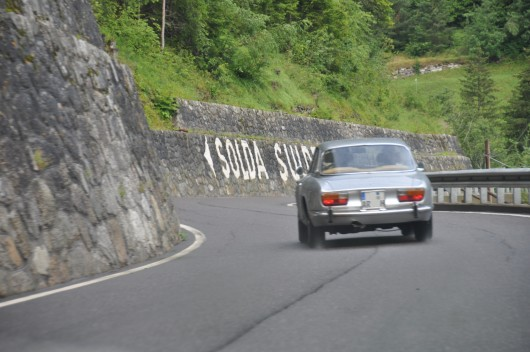 Solda Alfa Bertone GT