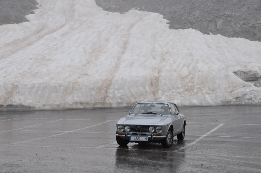 Alfa Bertone GT Gletscher