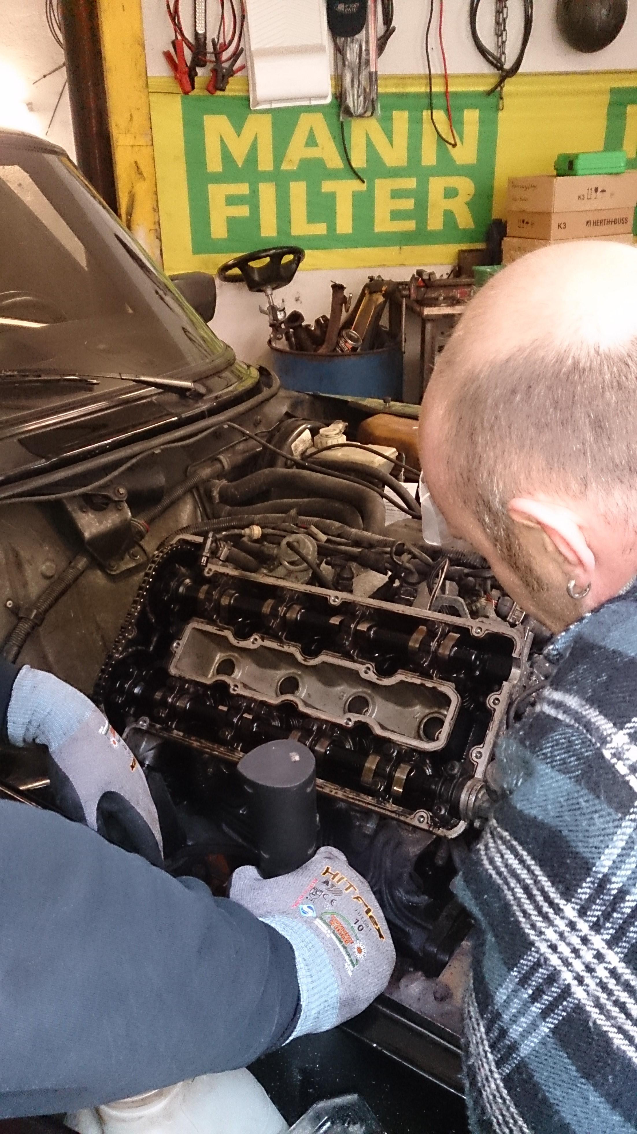 Saab 900 turbo Motor