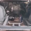 150124 Saab Motorraum arbeiten (6)