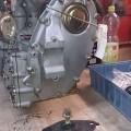 Saab 900 B202 Getriebebock