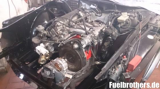 Saab 900 Motor B202