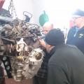 Saab 900 Motor und Getriebe (4)
