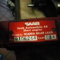 Zu verkaufen: SAAB B202 Motor + Zylinderkopf