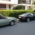 BMW 635Csi Aston Martin DB7 Lotus Esprit S4