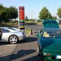 Ferrari F355 Lotus Esprit S4 Aston Martin DB7 jumpstart starthilfe (2)