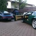 Lotus Esprit Porsche 911 946