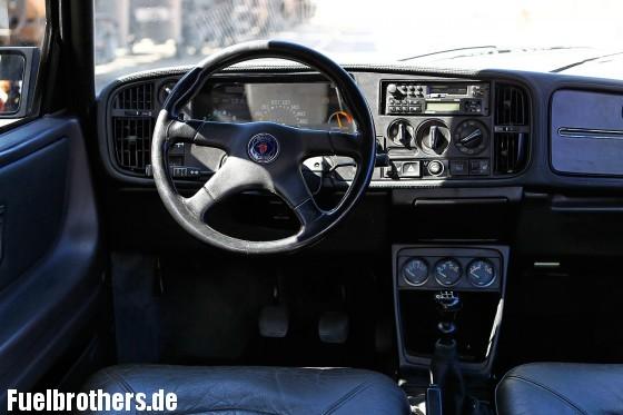 Saab 900 Innenraum