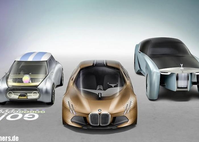 Die Zukunft des Automobils – aus der Sicht von BMW