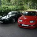 Aston Martin DB7, Nissan 300ZX