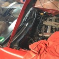 Wartungsarbeiten Nissan 300ZX