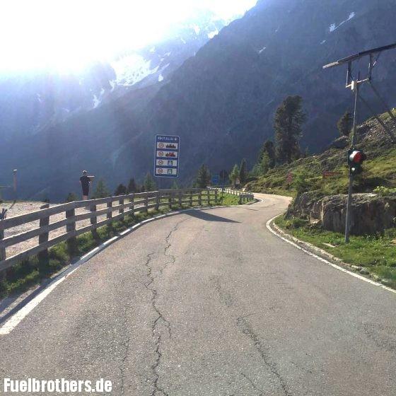 Staller Pass