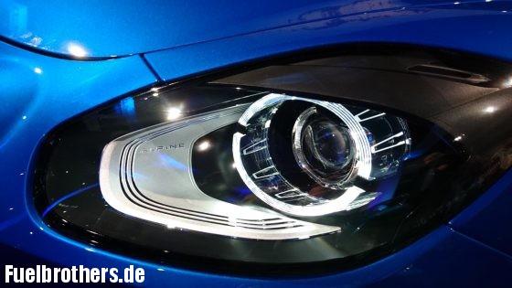 Renault Alpine A110 Scheinwerfer headlights 2018