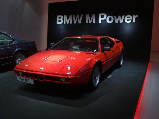 BMW Museum M1