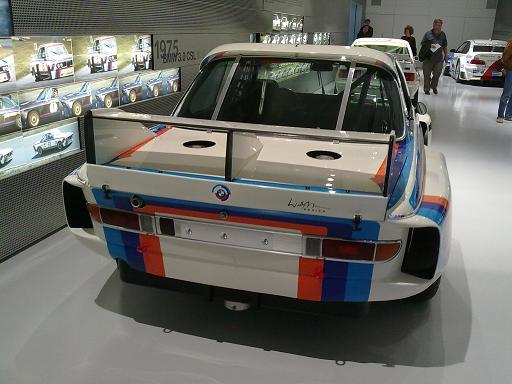 BMW Museum CSL