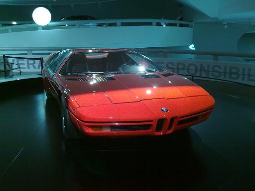BMW Museum Turbo Studie