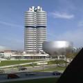 BMW Hauptsitz Vierzylinder