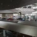 BMW Hauptsitz Fahrzeug Lieferzone