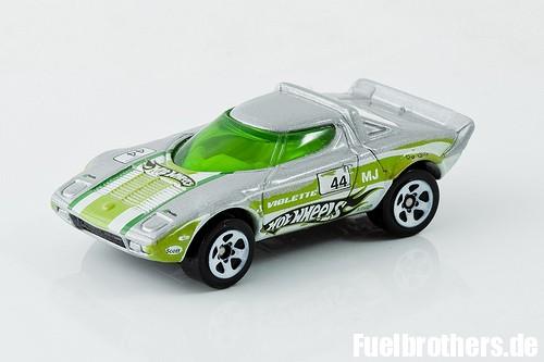 Lancia Stratos HF Model