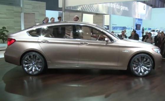 BMW 5er GT: ©Ascaron - Wikimedia Commons